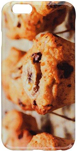 Banana, Walnuss und Chocolate Chip Muffins Handy Schutzhülle iPhone 6 (Chocolate Chip Muffins)