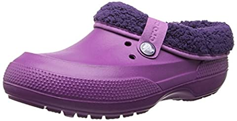 Crocs Blitzen II, Unisex-Adults' Clogs, Purple (Viola/Royal Purple), 3 UK Men/4 UK Women ,(36-37 EU)