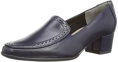 Van Dal Weston, Escarpins femme Bleu (Marine Navy Leather)