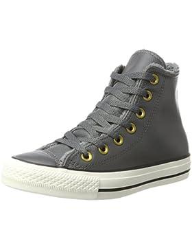 Converse Unisex-Erwachsene Ctas Hi Thunder/Egret Hohe Sneaker