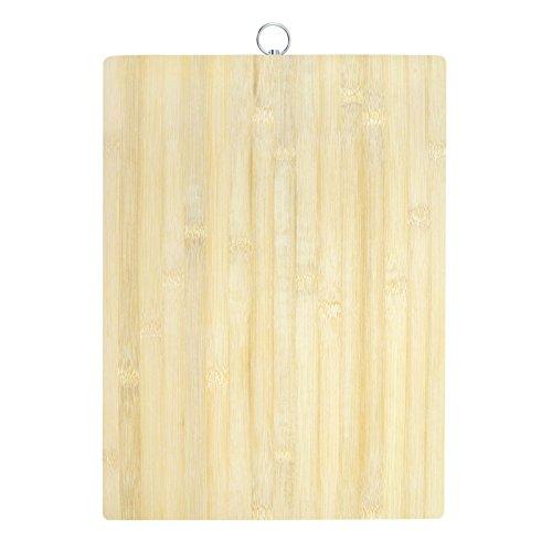 Taglieri di bambù,tagliere grande da cucina,applicabile ortaggio,carne,pane,formaggio,frutta,30cm×40cm×1.8cm