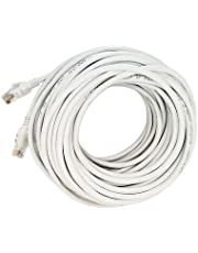 Terabyte CAT 6E RJ45 15m Network Ethernet CAT6E LAN Patch Cable (White)