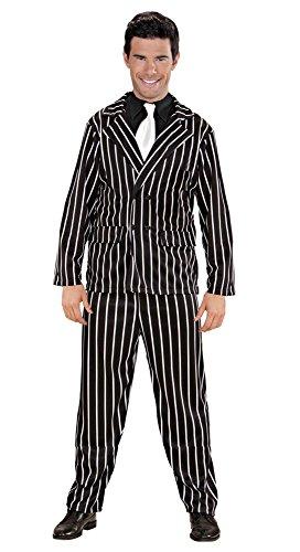 WIDMANN Costume da Gangster Americano, Taglia S