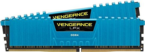 Preisvergleich Produktbild CMK16GX4M2B3000C15B DDR4 Corsair Vengeance LPX Blue 16GB 2x8GB 3000MHz