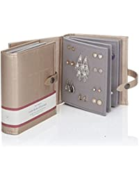 Little Book of Earrings Storage - Gold