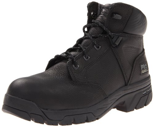 Timberland PRO Men's Helix 6-Inch WP BL Comp Lace-Up Fashion Sneaker,Black,9.5 M US Lace Helix