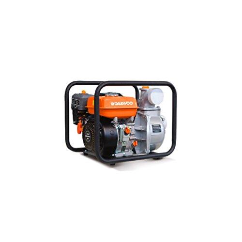 Daewoo gae80 Pompe à essence de 4 KW, Débit max 500 l/m, eaux propres