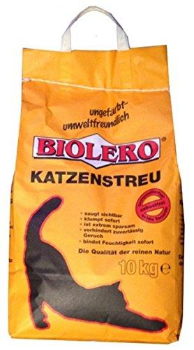katzeninfo24.de 3 x 10 kg = 30kg Katzenstreu – stark klumpend (3×105) Streu für Katzen saugt Flüssigkeit sofort auf – sehr ergiebig – aus Betont einem natürlichem Ton – Naturprodukt