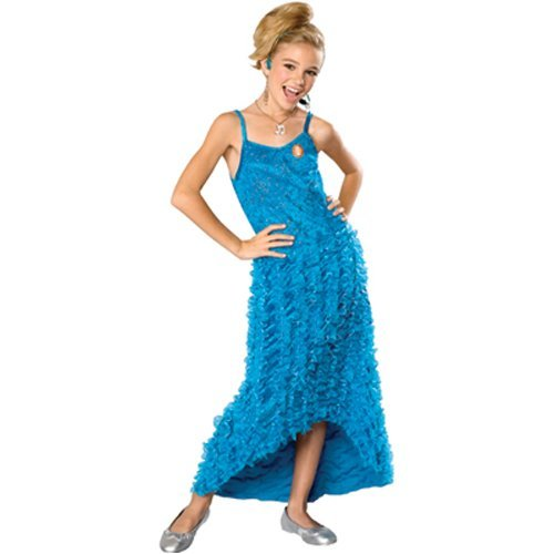 High School Musical Sharpay Costume Kids Disney Fancy Dress Small