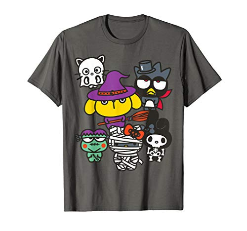 Sanrio Hello Kitty Mummy Spooky Halloween  T-Shirt