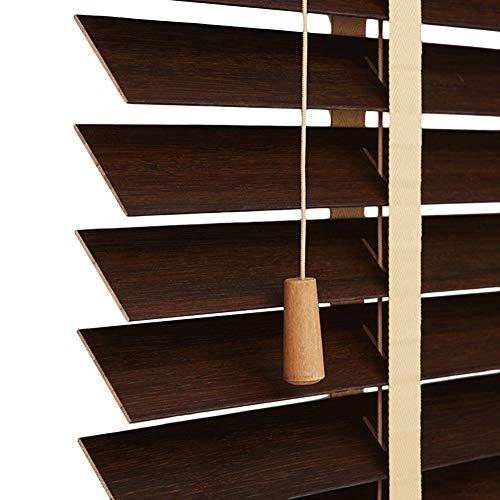 Xiao Jian- Bambus Jalousien Wohnzimmer Schlafzimmer Studie Benutzerdefinierte Schattierung Sun Lift Bambus Vorhänge Isolierung Partition Bambus-Rollos 4 Farbe Multi-Größe optional Vorhang