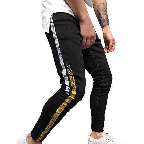Herren Jogging Hose Jogger Streetwear Sporthose Modell