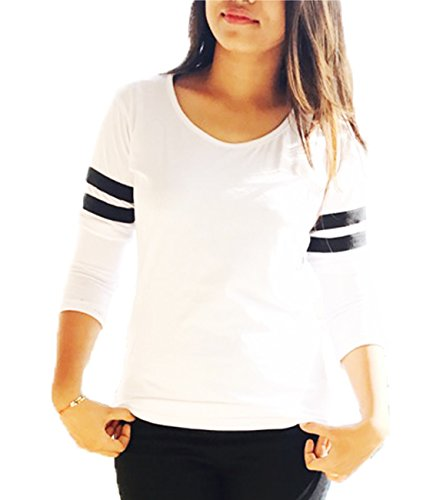 Leotude Women Cotton Casual T-Shirts