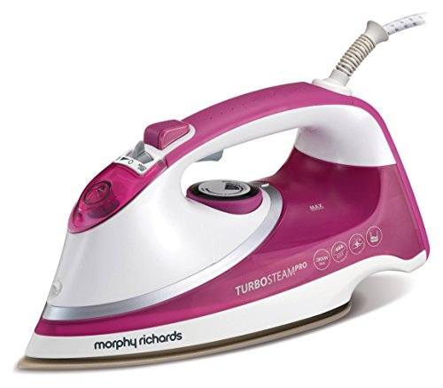 Morphy Richards Turbosteam Pro S...