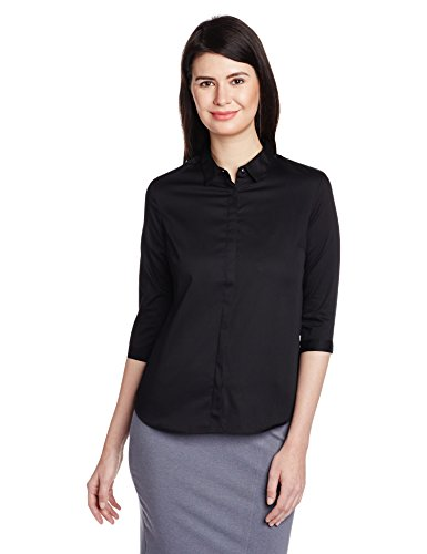 Van Heusen VWSF1S218893 Women's Button Down Shirt
