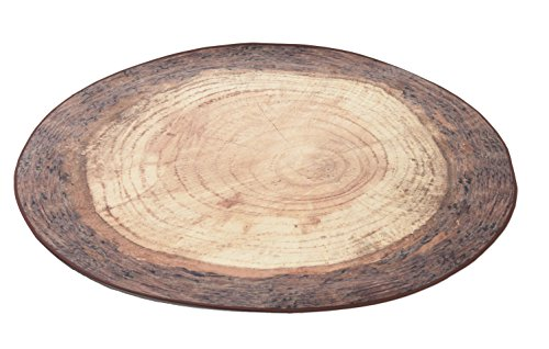 merowings 4260190317135 Forest Annual Bague mat Tapis Diamètre 138