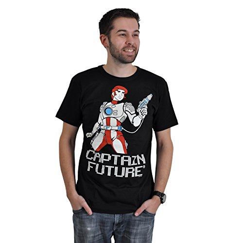 Preisvergleich Produktbild Captain Future T-Shirt - XS