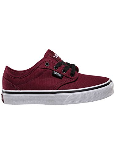Vans Y Atwood, Baskets mode mixte enfant Rosso(Wine)