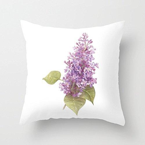 Lilla cuscino divano di casa cuscino decorativo per divano da federa 45x 45cm