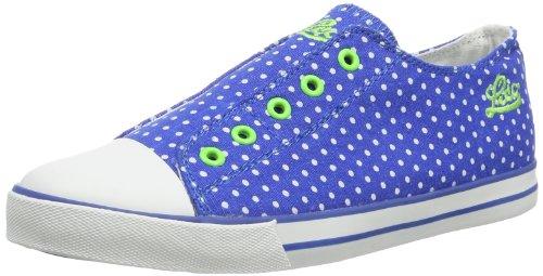 Lico Fly Low 180266 Mädchen Sneaker Blau (blau/grün)