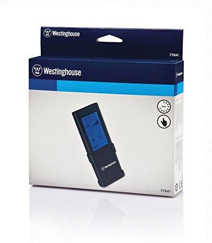 Westinghouse Lighting Radiofrequenz-Fernbedienung, Timer, Touchscreen, Geschwindigkeit und Licht regelbar 77841 -