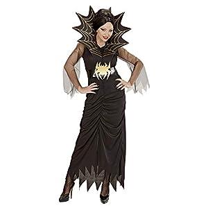 WIDMANN Widman - Disfraz de halloween araña infantil, talla M (S/39402)