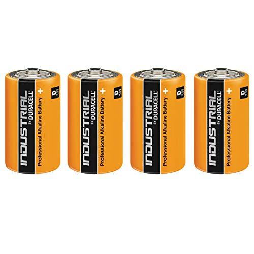 Duracell Industrial Alkaline / MN1300 / LR20 (paquet 4) D