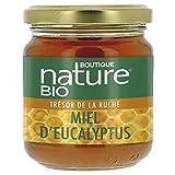 Boutique Nature, mieli biologici, miele di eucalipto bio, contenuto: 250g.