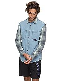 Quiksilver Dumb & Surfer - Long Sleeve Shirt For Men EQYWT03640
