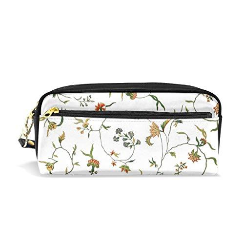 Cecile Embroidered Chintz_207 Cosmetic Bags Astuccio da viaggio Portatile da viaggio Trucco Organizer Borse multifunzione per le do