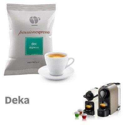 500 capsule compatibili Nespresso Lollo caffè gusto DEKA