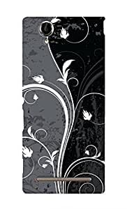 SWAG my CASE Printed Back Cover for Sony Xperia T2 Ultra