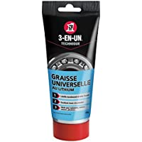3-En-Un - Universelle Graisse au lithium