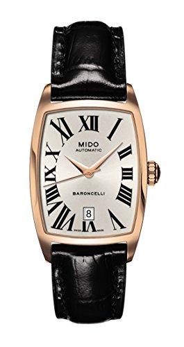 MIDO - M0031073603300 - Montre Femme - Automatique - Analogique - Bracelet cuir noir