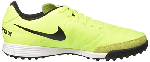 Volt Fußballschuhe black vert Volt Ii Tiempo Herren X Genio vert Tf Leather Nike Gelb wBgO0Rqx