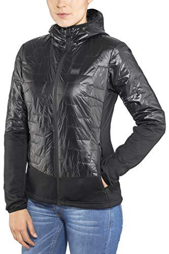 Helly Hansen Womens Hybrid (Helly Hansen Lifaloft Hybrid Insulator Jacket Women Black Größe S 2019 Funktionsjacke)