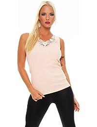 Suchergebnis auf Amazon.de für  unterhemd spitze - Damen  Bekleidung 500ff28ac5