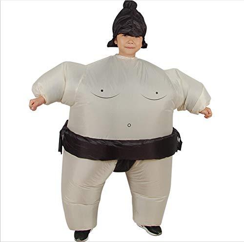 Lustige Sumo Kostüm - AMhuui Halloween aufblasbar, Jahrestagung kreative Leistung