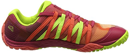 Merrell Glove 4, Scarpe da Trail Running Donna Arancione (Fruit Punch)