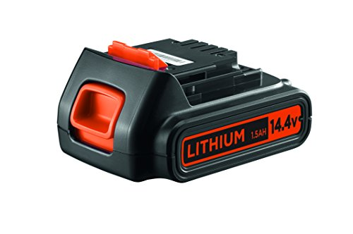 BLACK+DECKER BL1514-XJ Batteria al Litio, 14.4 V, 1.5 Ah