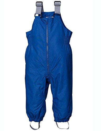 Racoon Baby-Mädchen Catinka Solid Regenhose Wassersäule 3.000, Blau (Limoges Lim), 86 (86)
