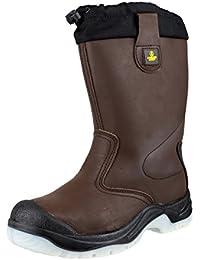 Amblers Steel , Chaussures de sécurité pour homme 11 UK