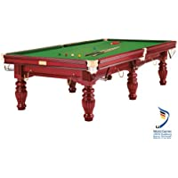 Billardtisch Dynamic Prince, 10 ft. (Fuß), mahagoni, Snooker