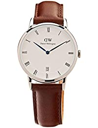 Daniel Wellington Dapper Damen-Armbanduhr Analog Quarz Leder - DW00100098