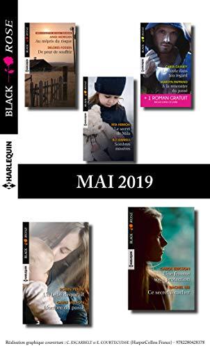 10 romans Black Rose + 1 gratuit (n°532 à 536 - Mai 2019) (French ...