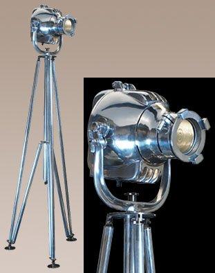 """Authentic Models / SL034 / \""""Theater\"""" Scheinwerfer"""