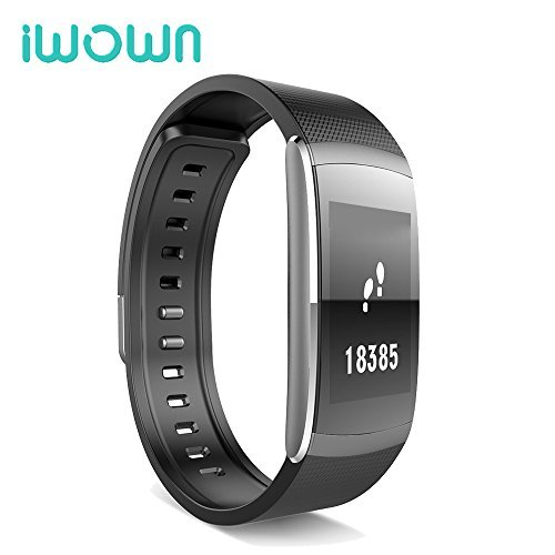 iwownfit I6 Pro Smart Wristband fitness tracker frequenza cardiaca Monitor IP67 impermeabile Bluetooth smart band braccialetto per Android IOS