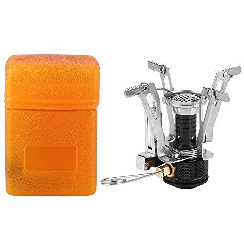 VGEBY1 Mini Estufa de Gas, Horno de tamaño pequeño portátil, Cocina de...