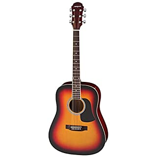 Air-AWN 15-Acoustic Guitar Faded brown