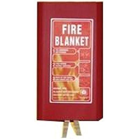 King-Coperta ignifuga antincendio in fibra di vetro, 1200 x 1800